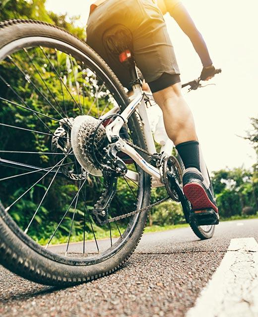 Lužianky raj cyklistov